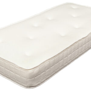 "3ft Hilton 10"" Memory Foam Sprung Mattress - LM Furnishings"