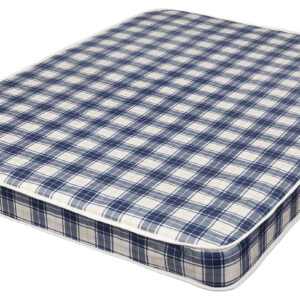 "4ft6 Budget 6"" Sprung Mattress - LM Furnishings"