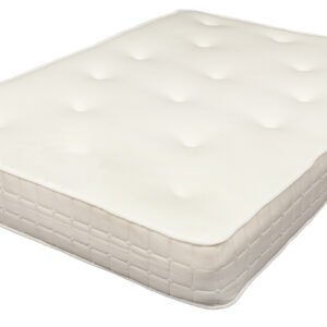 "5ft Hilton 10"" Memory Foam Sprung Mattress - LM Furnishings"