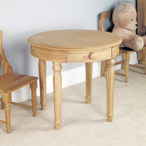 Amelie Oak Childrens Play Table - LM Furnishings