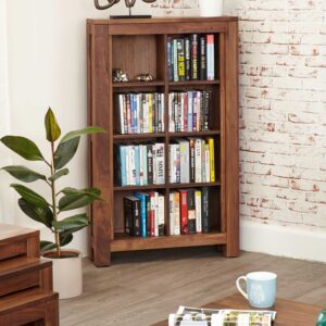 Mayan Open DVD / CD Storage Cabinet - LM Furnishings