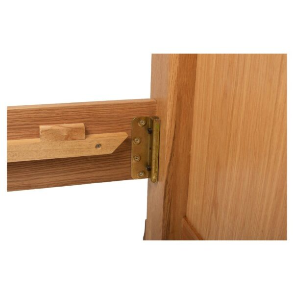Doral Oak 6ft Bedframe