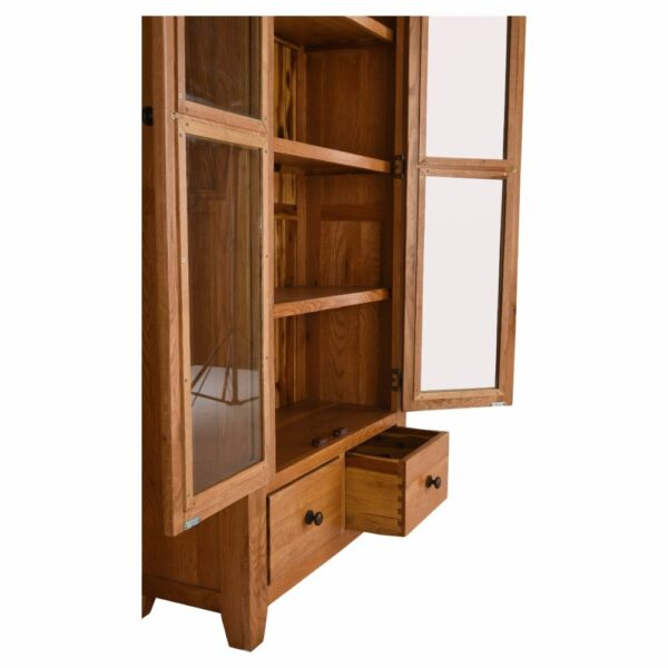 Orland Double Display Cabinet