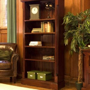La Roque Tall Open Bookcase - LM Furnishings
