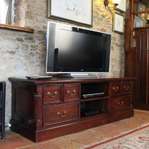 La Roque Widescreen Television Cabinet - LM Furnishings