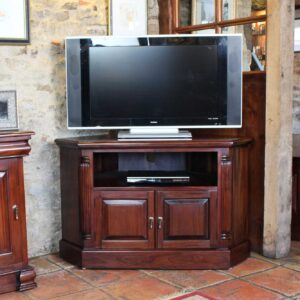 La Roque Corner Television Cabinet - LM Furnishings