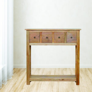 4 Drawer Console Table - LM Furnishings