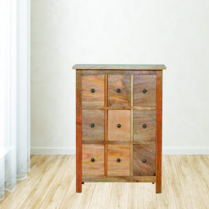 9 Drawer Chest of Drawers - LM Furnishings
