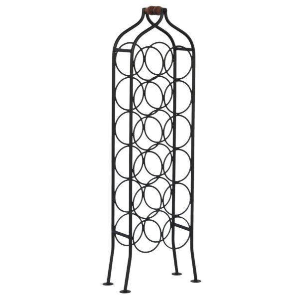 12 Bottle Wine Rack - LM Furnishings