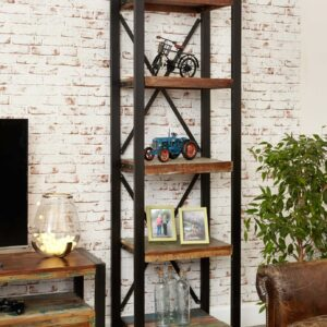 Urban Chic Alcove Bookcase - LM Furnishings