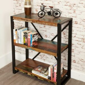 Urban Chic Low Bookcase - LM Furnishings