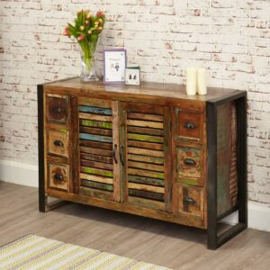Urban Chic 6 Drawer Sideboard - LM Furnishings