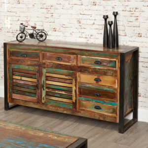 Urban Chic Large Sideboard - LM Furnishings