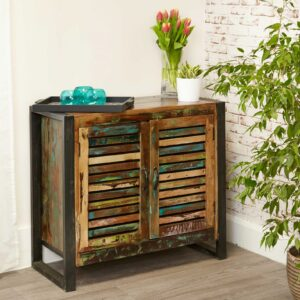 Urban Chic 2 Door Small Sideboard - LM Furnishings