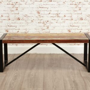 Urban Chic Small Dining Bench - LM Furnishings