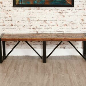 Urban Chic Large Dining Bench - LM Furnishings