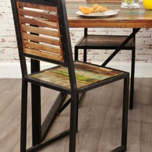 Urban Chic Dining Chair (Pack of two) - LM Furnishings