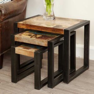 Urban Chic Nest of Tables - LM Furnishings