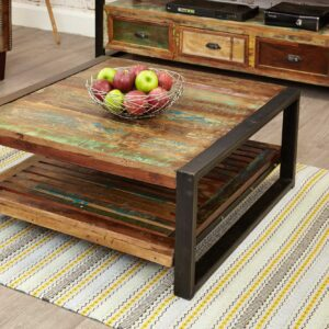 Urban Chic Square Coffee Table - LM Furnishings