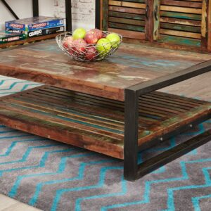 Urban Chic Rectangular Coffee Table - LM Furnishings