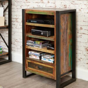 Urban Chic Entertainment Cabinet - LM Furnishings