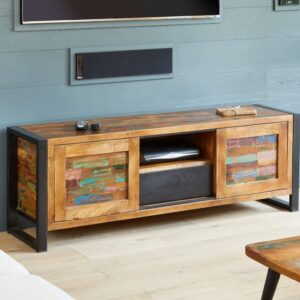 Urban Chic Widescreen Television Cabinet - LM Furnishings