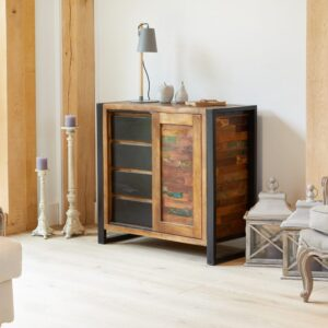 Urban Chic Home Storage Cupboard - LM Furnishings