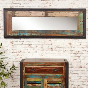 Urban Chic Mirror  large (Hangs landscape or portrait) - LM Furnishings