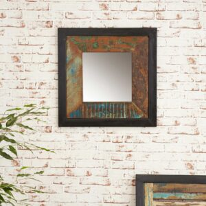 Urban Chic Mirror  small (Hangs landscape or portrait) - LM Furnishings
