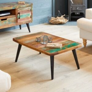 Coastal Chic Coffee Table - LM Furnishings