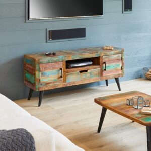 Coastal Chic Widescreen TV Cabinet - LM Furnishings