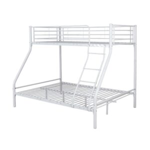 White Metal Triple Sleeper - LM Furnishings