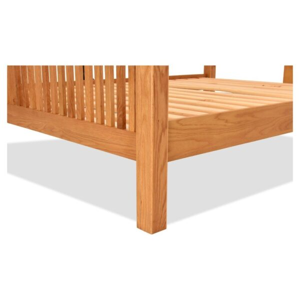 Orland 4ft6 Curved Bed