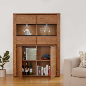 Olten - Low Display Cabinet - LM Furnishings